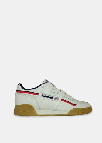 088da31f0a6 Reebok Workout Plus MU off-white sneakers - Essentiel Antwerp Belgium